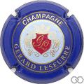 Champagne capsule 2 Contour bleu