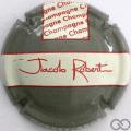 Champagne capsule 17.b Fond gris clair