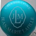 Champagne capsule 19 Parure, bleu pâle