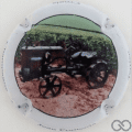 Champagne capsule A12.f 7/9 Tracteur