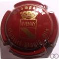 Champagne capsule 13 Bordeaux