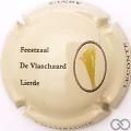 LECONTE AGNUS n°10 Capsule de Champagne Feestzaal de Vlaschaard Lierde