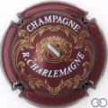 Champagne capsule 3 Marron foncé