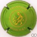 Champagne capsule 4.d Vert métallisé