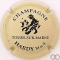 Champagne capsule 1.d Crème et noir