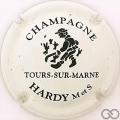Champagne capsule 1.b Blanc et noir