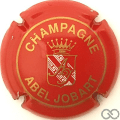 Champagne capsule 7 Rouge et or