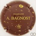 Champagne capsule 16.e Marron et or