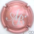 Champagne capsule 5 Rosé et argent