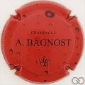 Champagne capsule 16.a Rouge et noir