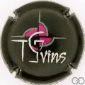 Champagne capsule 13.b Fond noir