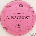 Champagne capsule 16 Rosé et noir