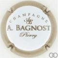 Champagne capsule 20.c Contour grège