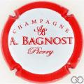 Champagne capsule 20.d Contour rouge