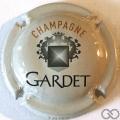Champagne capsule  Fond crème