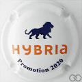 Champagne capsule A1 Cuvée Hybria