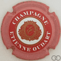 Champagne capsule 13 Fond rouge