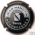 Champagne capsule 5 Noir et blanc