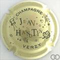 Champagne capsule 12.a Crème, feuille marron