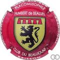 Champagne capsule 80 Placo Beaujolais