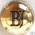 Champagne capsule 2.a Jéroboam, plaqué or