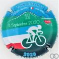 Champagne capsule 85.b Tour de France 2020