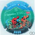 Champagne capsule 85 Tour de France 2020
