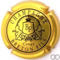 Champagne capsule 10 Or et noir