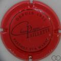Champagne capsule 2 Rouge et noir