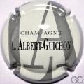 Champagne capsule  Crème pâle et noir