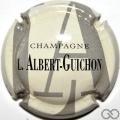 Champagne capsule 1 Crème et gris