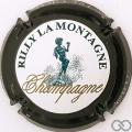 Champagne capsule 46 Contour noir - 1er cru