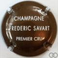 Champagne capsule A2.a Marron et blanc