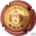 Champagne capsule 37 Contour bordeaux