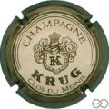 Champagne capsule 39.b Clos du Mesnil, 32 mm, petite écriture