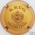 Champagne capsule 60 Grande cuvée, or, 32 mm