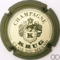 Champagne capsule 39 Clos du Mesnil