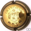 Champagne capsule 42 Millésime, 1988