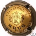 Champagne capsule 44.a Millésime, 1990, 32 mm