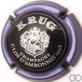 Champagne capsule 56 Clos d'Ambonnay, 1998, 32mm