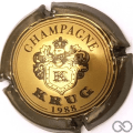 Champagne capsule 42.a Millésime, 1988, 32mm