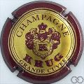 Champagne capsule 38.a Grande cuvée, bordeaux, 32 mm