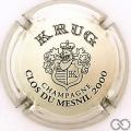 Champagne capsule 59.a Clos du Mesnil, 2000, 32 mm