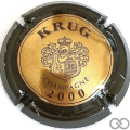 Champagne capsule 58 Millésime, 2000, 32mm