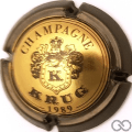 Champagne capsule 40 Millésime, 1989