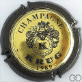 Champagne capsule 40.a Millésime, 1989, 32 mm
