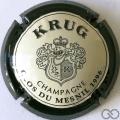 Champagne capsule 52.a Clos du Mesnil, 1996, 32 mm