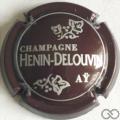 Champagne capsule 8 Marron et argent