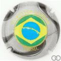 Champagne capsule 5.g Brésil