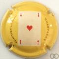 Champagne capsule 6.b As de cœur